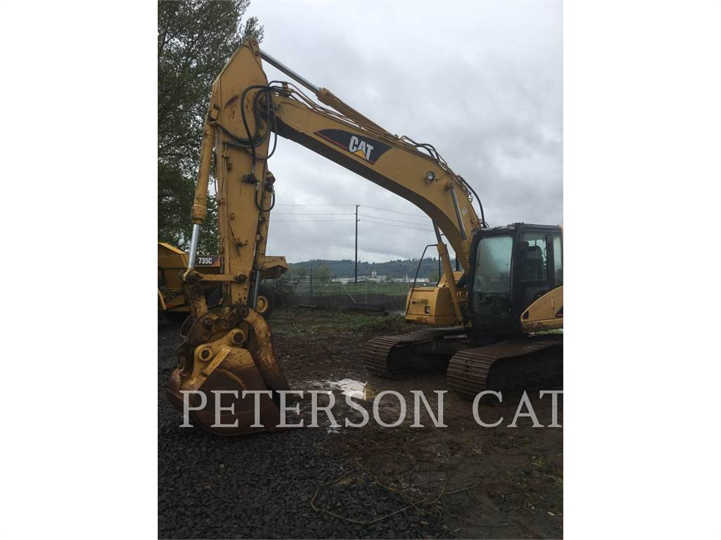 Caterpillar 320CLRR, Crawler Excavators, Construction