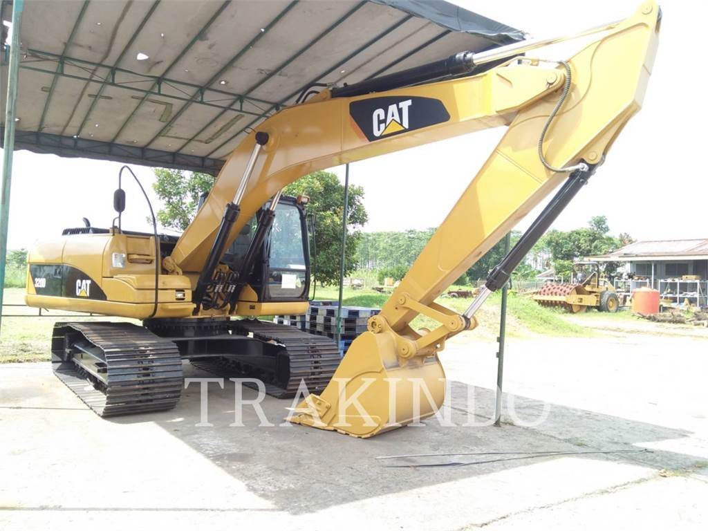 Caterpillar 320D, Crawler Excavators, Construction