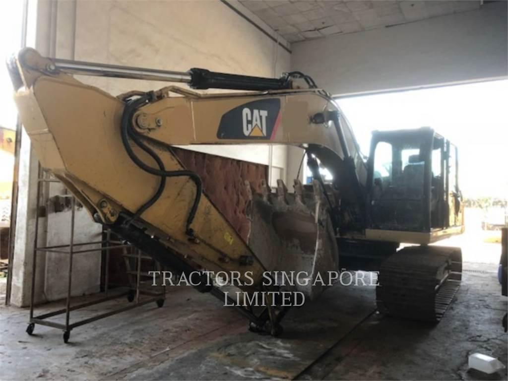 Caterpillar 320D, Escavatori cingolati, Attrezzature Da Costruzione