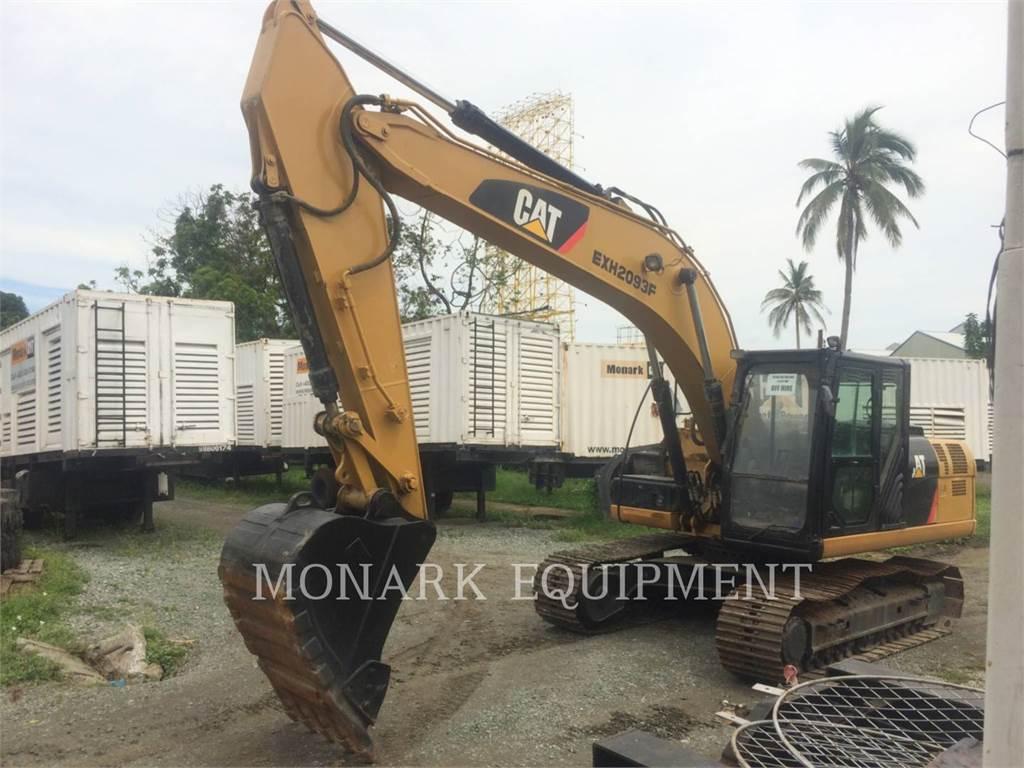 Caterpillar 320D - Crawler Excavators - Construction
