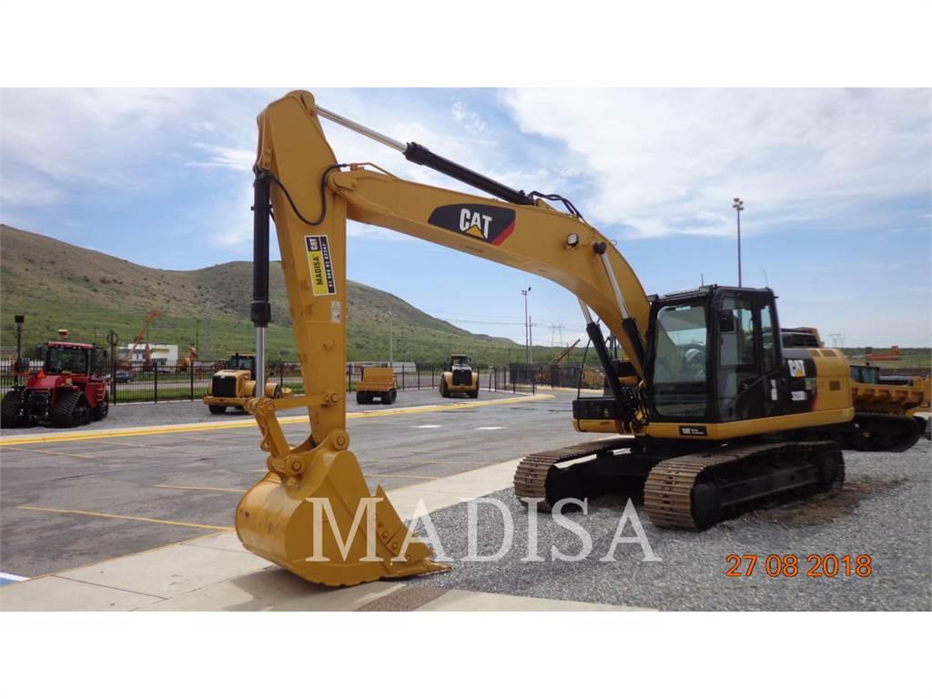 Caterpillar 320D2, Raupenbagger, Bau-Und Bergbauausrüstung