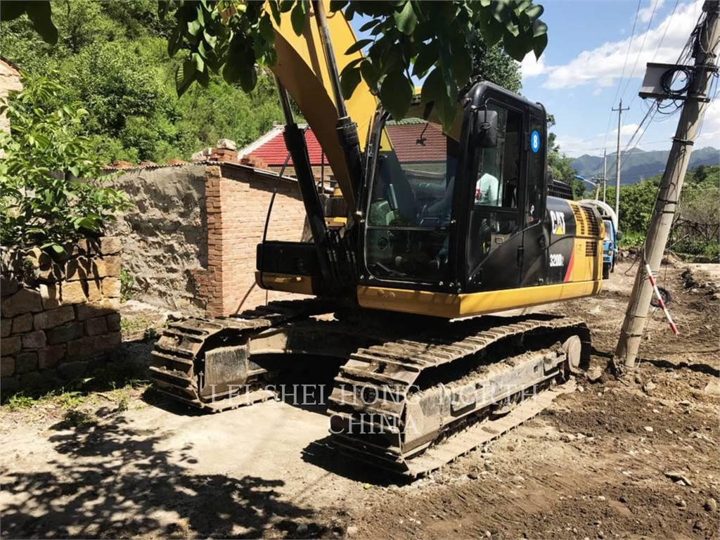 Caterpillar 320D2, Crawler Excavators, Construction