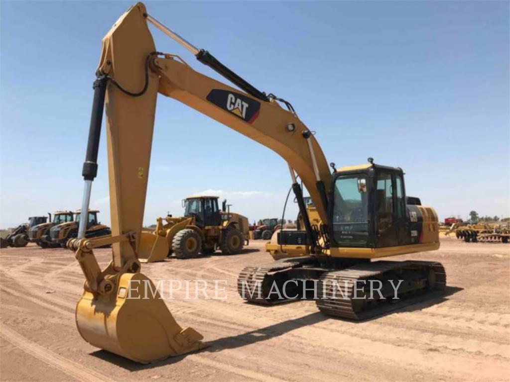 Caterpillar 320D2-GC, Escavatori cingolati, Attrezzature Da Costruzione