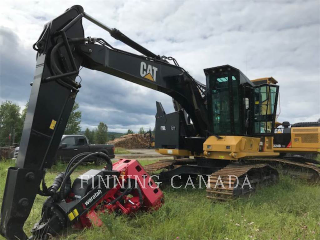 Caterpillar 320D2FMGF, Forestry Excavators, Forestry Equipment