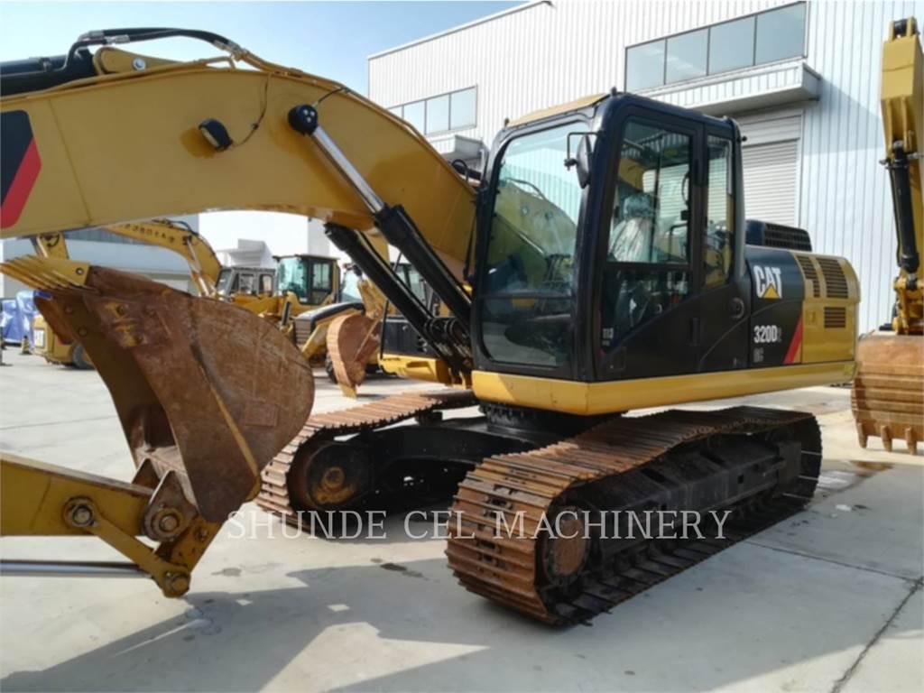 Caterpillar 320D2GC, Pelle sur chenilles, Équipement De Construction