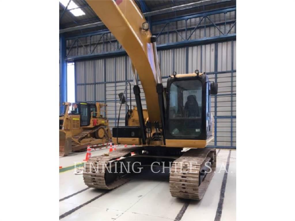 Caterpillar 320D2GC, Escavatori cingolati, Attrezzature Da Costruzione