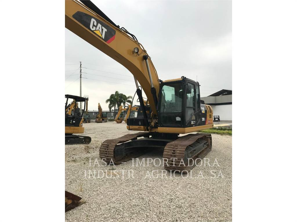 Caterpillar 320D2L, Koparki gąsienicowe, Sprzęt budowlany