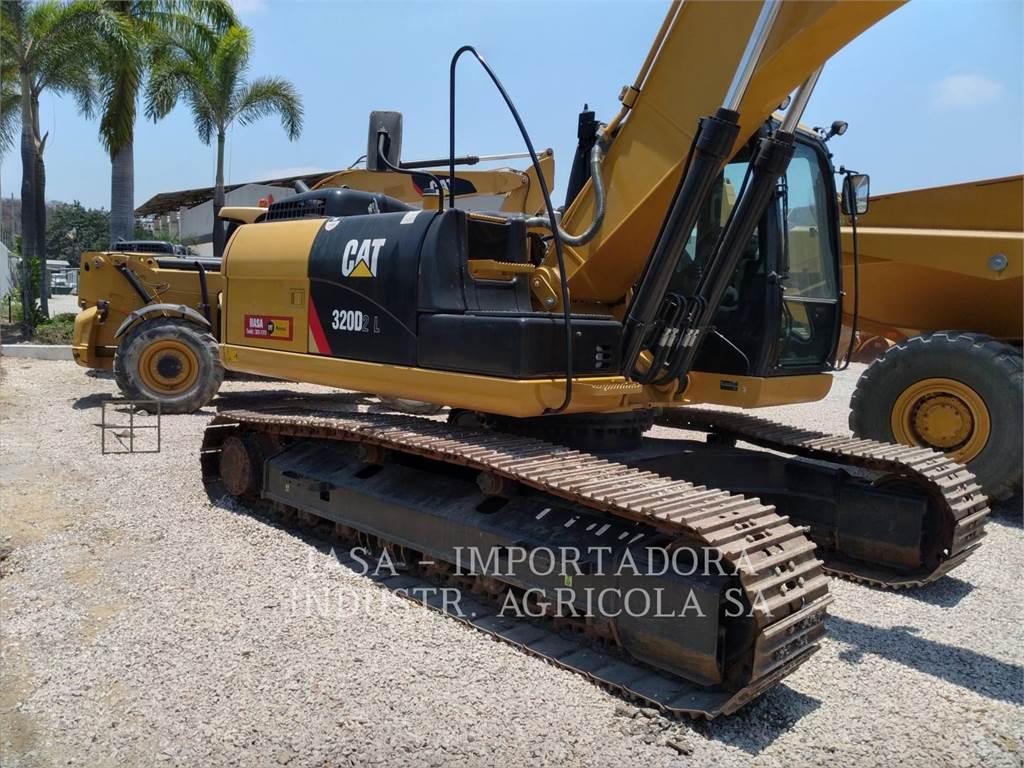 Caterpillar 320D2L, Escavatori cingolati, Attrezzature Da Costruzione
