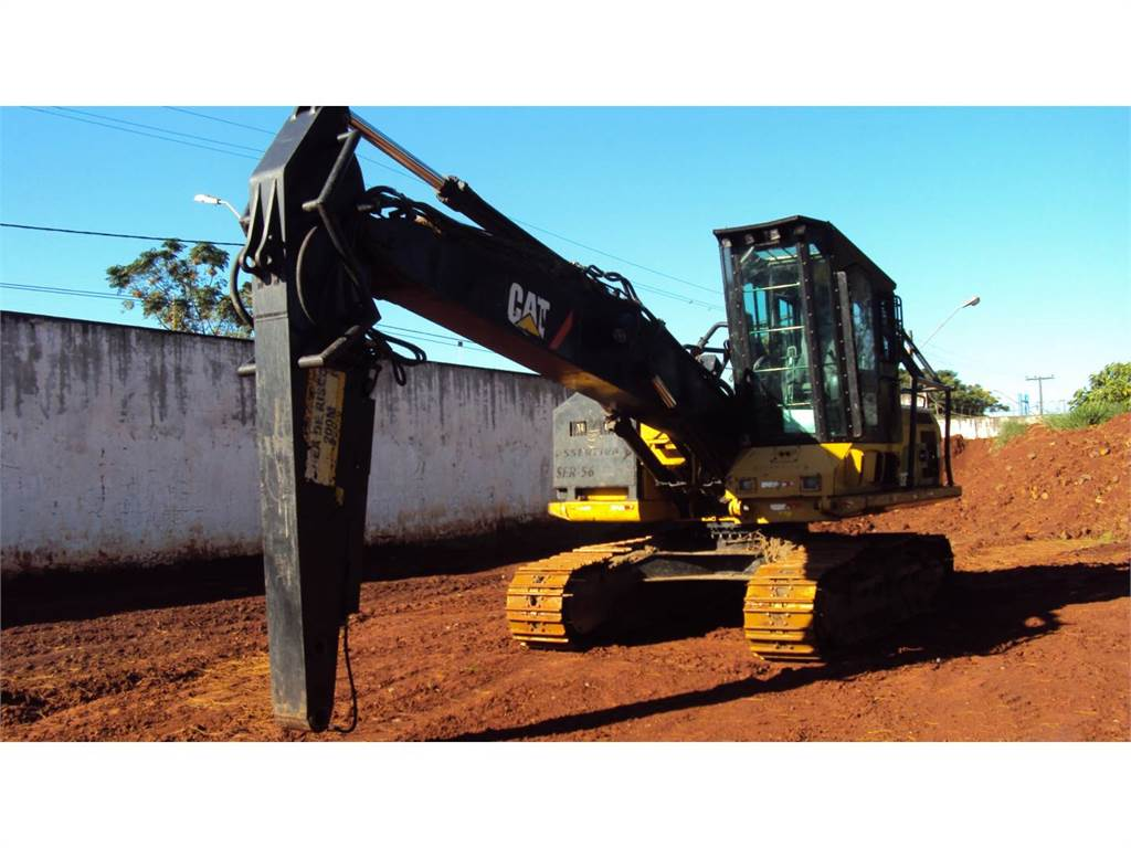Caterpillar 320DFMGFB, Crawler Excavators, Construction