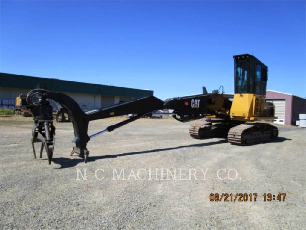 Caterpillar 320DFMLL, Knuckleboom loaders, Forestry Equipment