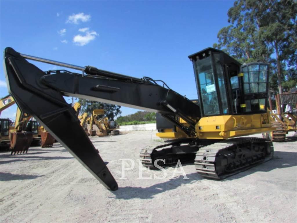 Caterpillar 320DFMST, Escavadoras de rastos, Equipamentos Construção