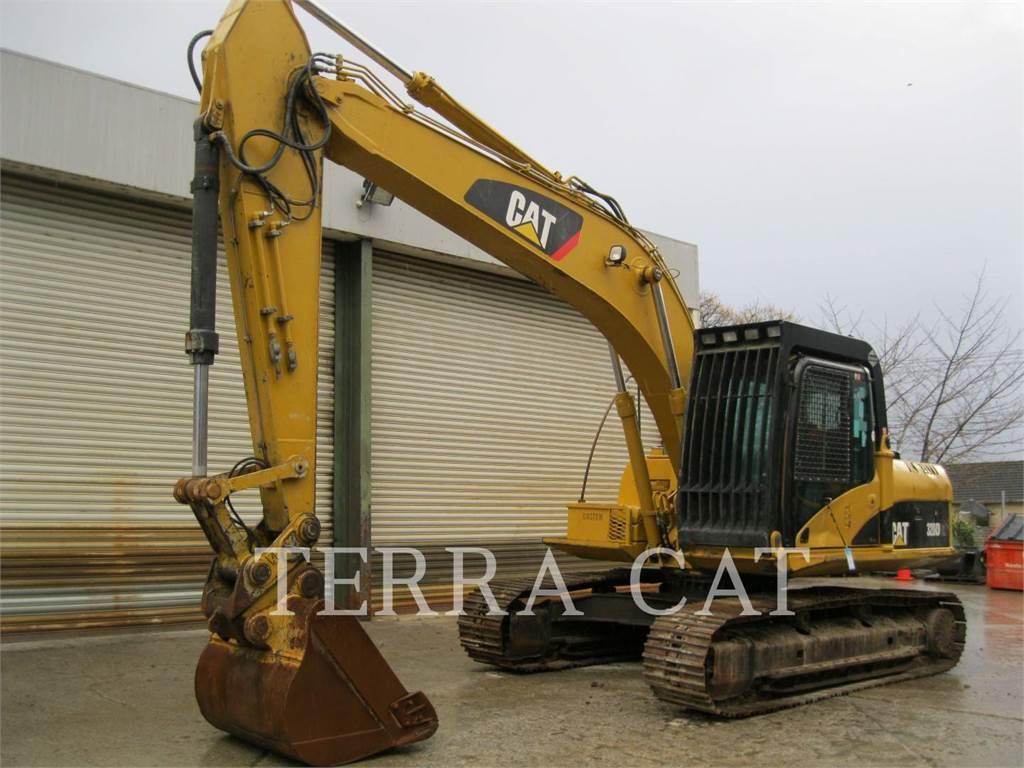Caterpillar 320DL, Escavatori cingolati, Attrezzature Da Costruzione