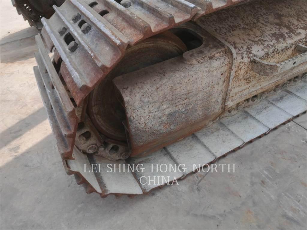 Caterpillar 320DL, Crawler Excavators, Construction
