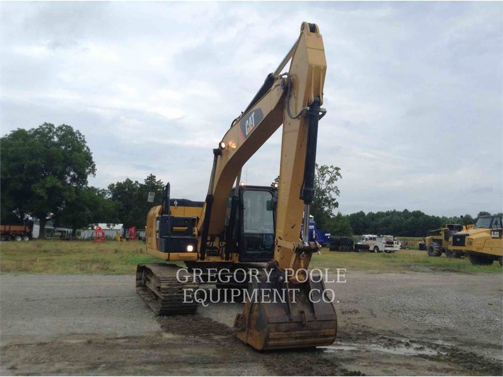 Caterpillar 320E/HYD, Crawler Excavators, Construction