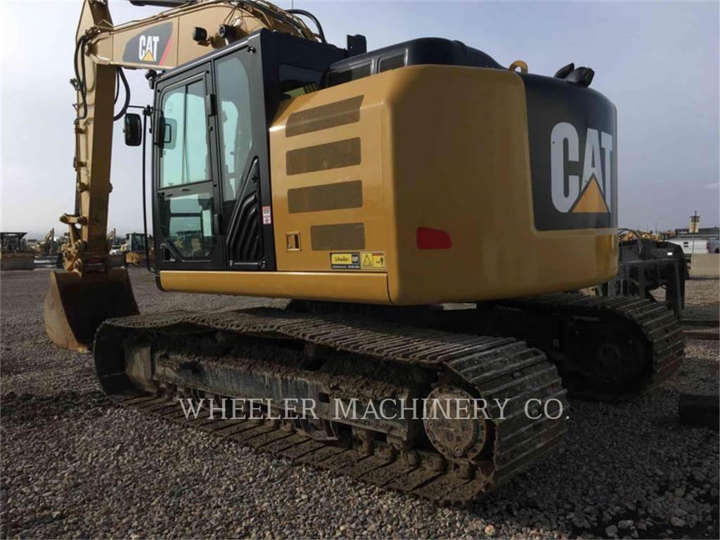 Caterpillar 320E LRRTH、クローラー式油圧ショベル(パワーショベル・ユンボ)、建設
