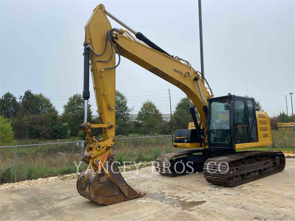 Caterpillar 320E RR, Crawler Excavators, Construction