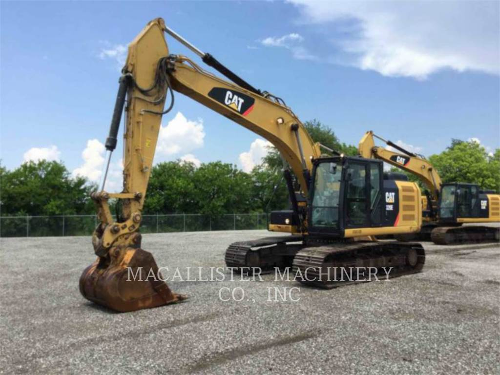 Caterpillar 320EL, Escavatori cingolati, Attrezzature Da Costruzione