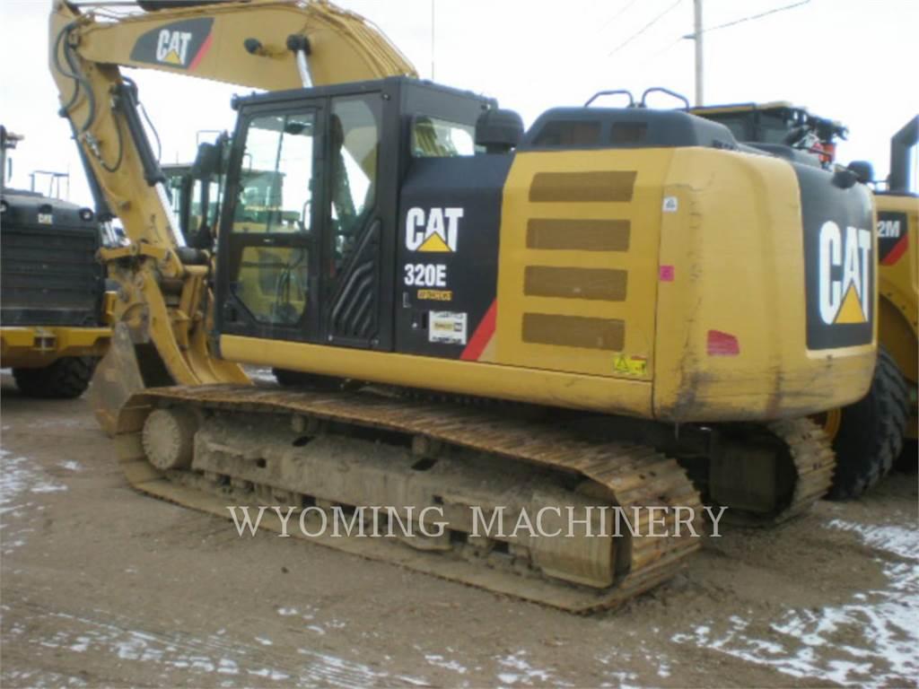 Caterpillar 320EL, Raupenbagger, Bau-Und Bergbauausrüstung