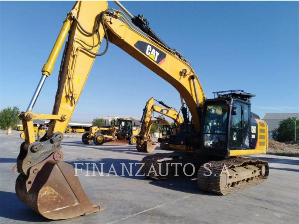 Caterpillar 320EL IHC LANE 1, Raupenbagger, Bau-Und Bergbauausrüstung