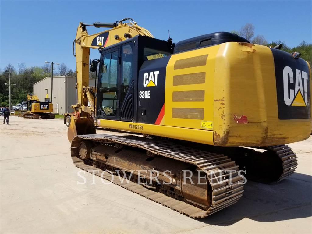 Caterpillar 320EL MT, Crawler Excavators, Construction