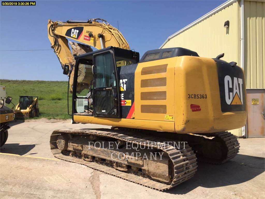 Caterpillar 320EL9, Crawler Excavators, Construction