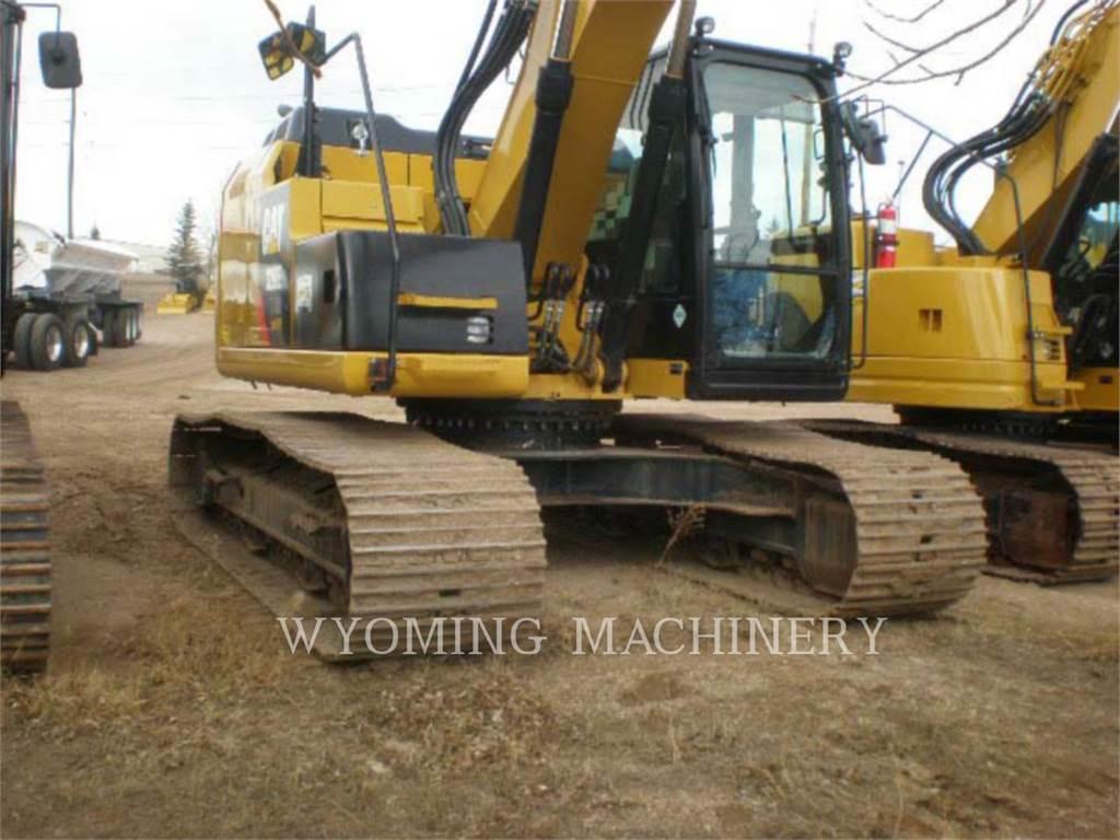 Caterpillar 320ELRR, Crawler Excavators, Construction