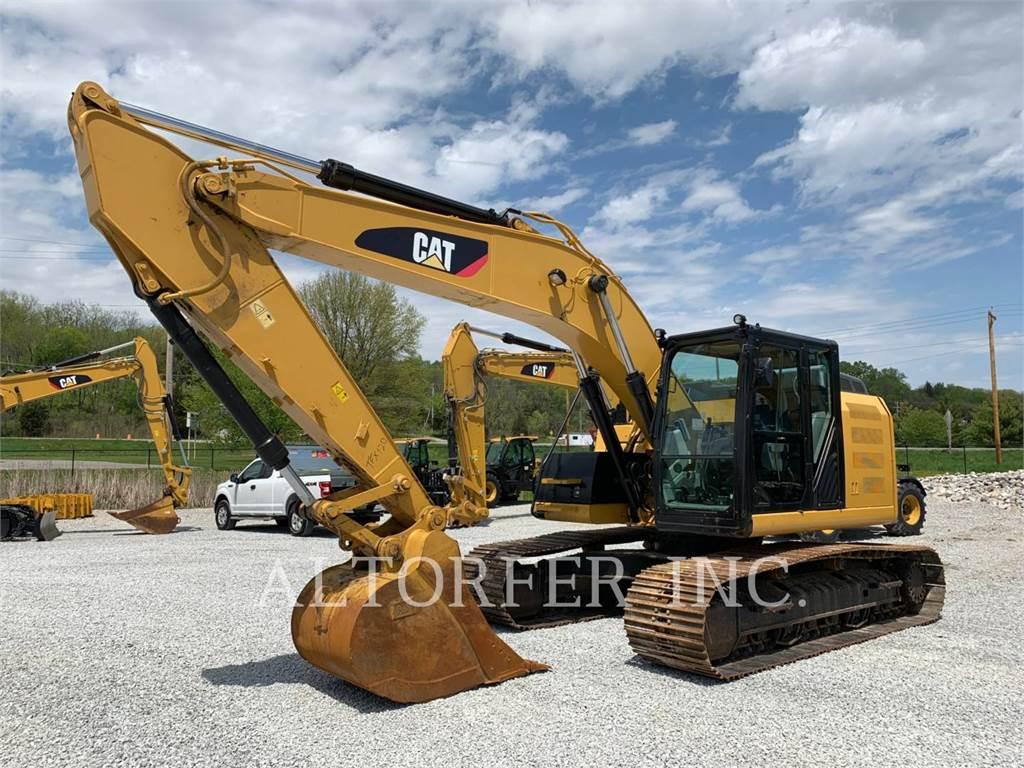 Caterpillar 320ELRR, Pelle sur chenilles, Équipement De Construction