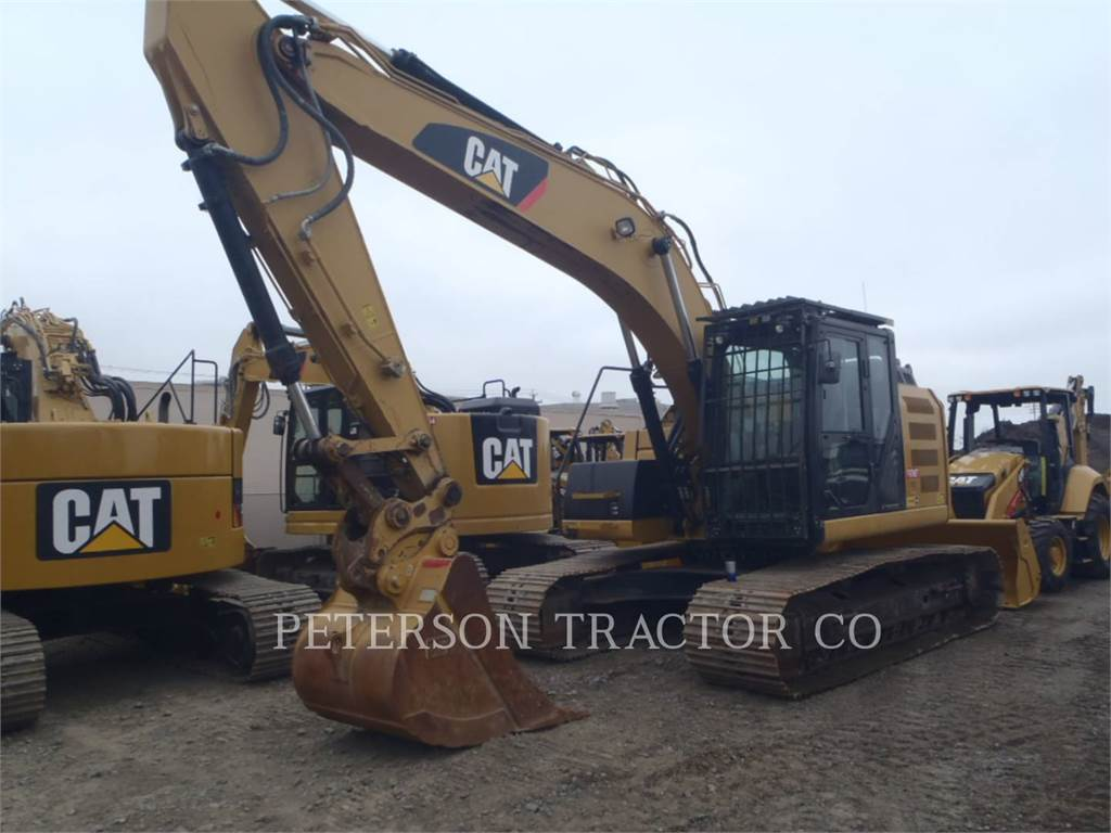 Caterpillar 320ELRR, Crawler Excavators, Construction