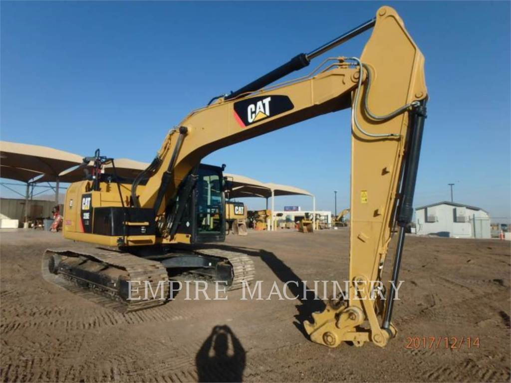 Caterpillar 320ELRR, Raupenbagger, Bau-Und Bergbauausrüstung