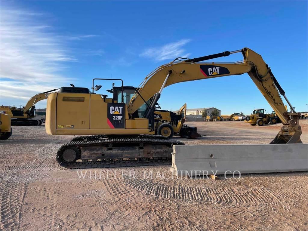 Caterpillar 320F L, Crawler Excavators, Construction