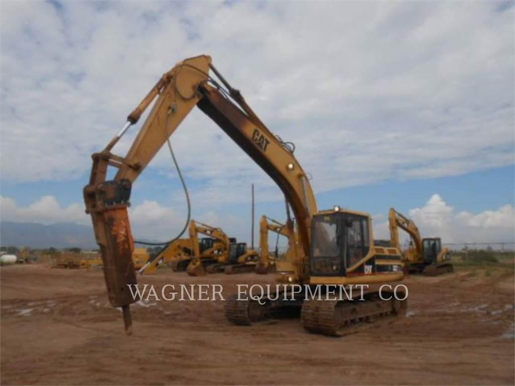 Caterpillar 320L, Raupenbagger, Bau-Und Bergbauausrüstung