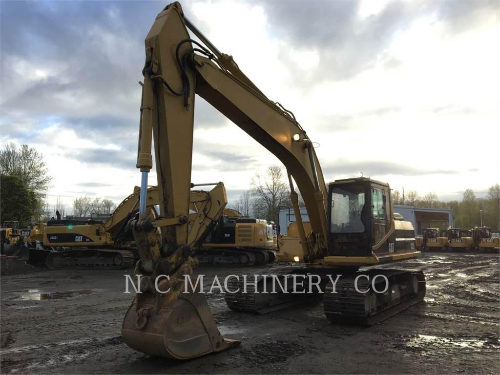 Caterpillar 320L, Crawler Excavators, Construction