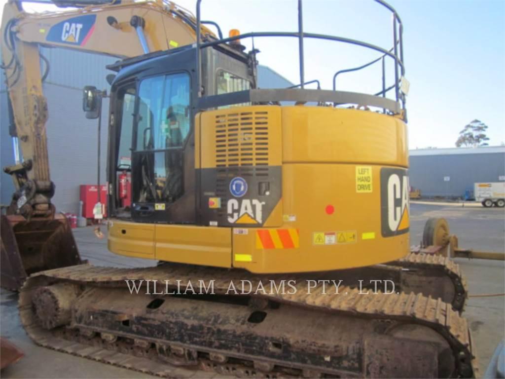 Caterpillar 321DLCR, Escavatori cingolati, Attrezzature Da Costruzione