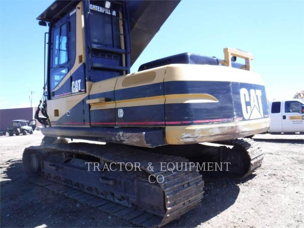 Caterpillar 322BL, Pelle sur chenilles, Équipement De Construction