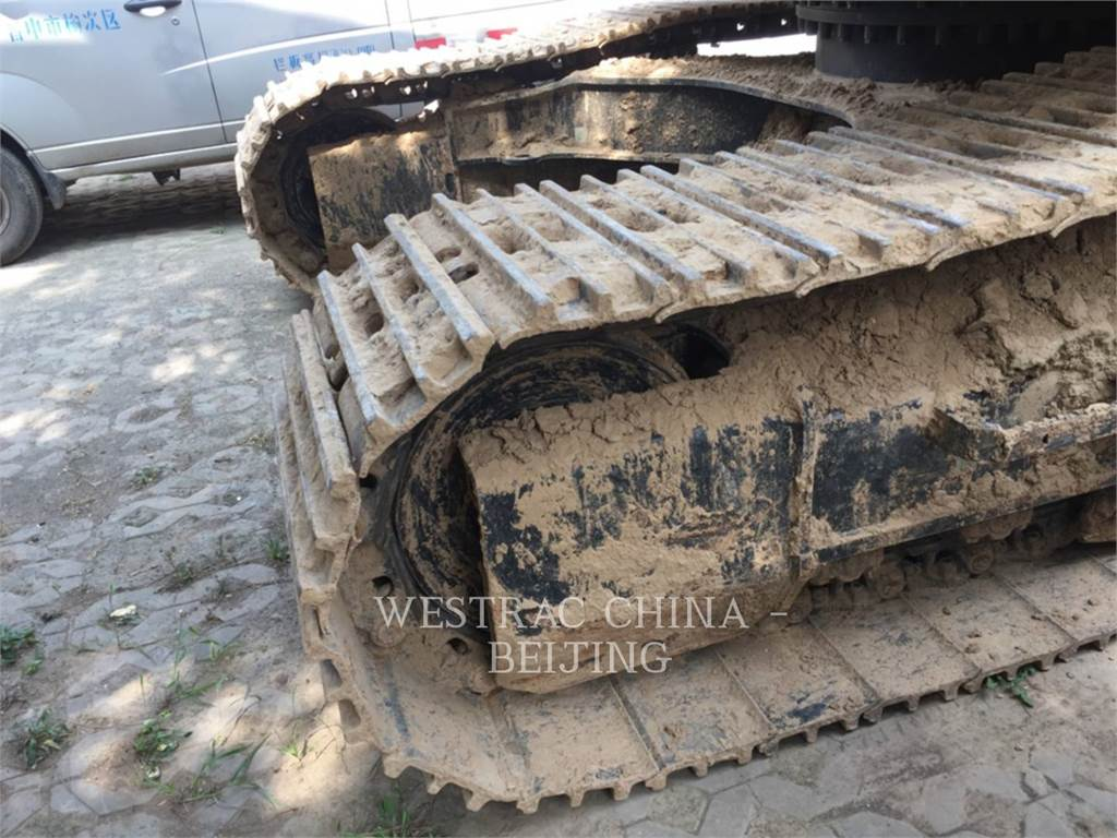 Caterpillar 323-07, Crawler Excavators, Construction