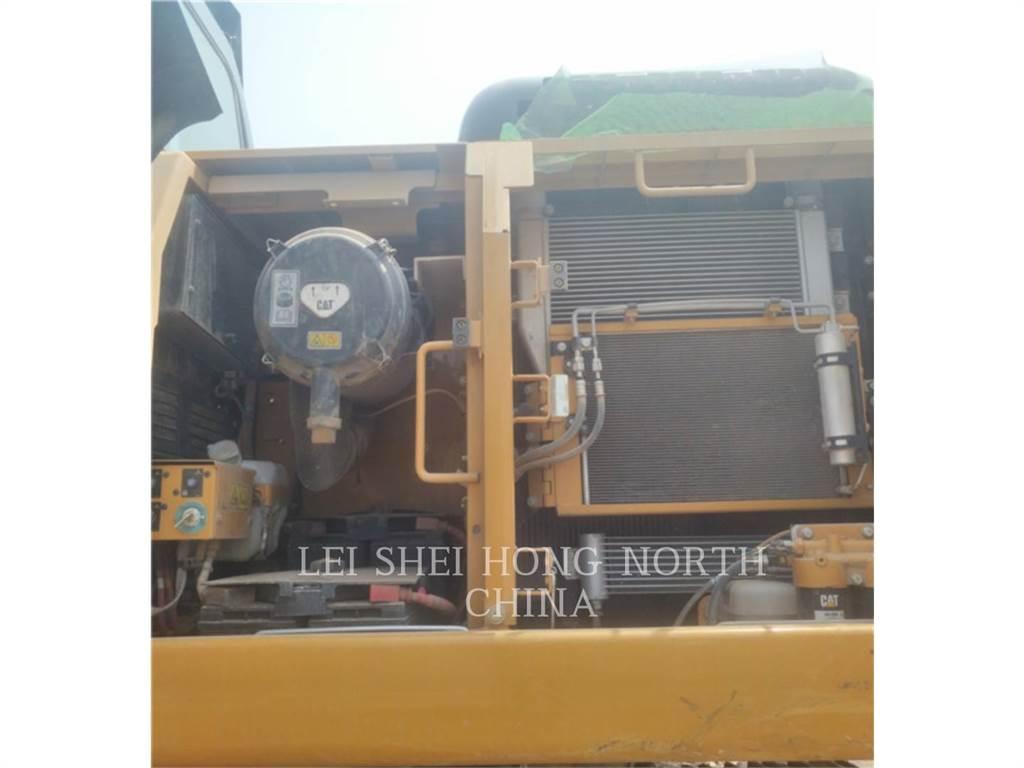 Caterpillar 323D2L, Pelle sur chenilles, Équipement De Construction