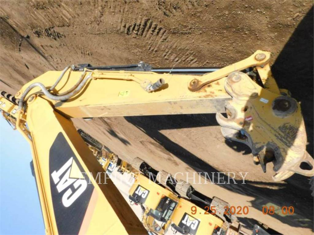 Caterpillar 323FL P, Escavatori cingolati, Attrezzature Da Costruzione