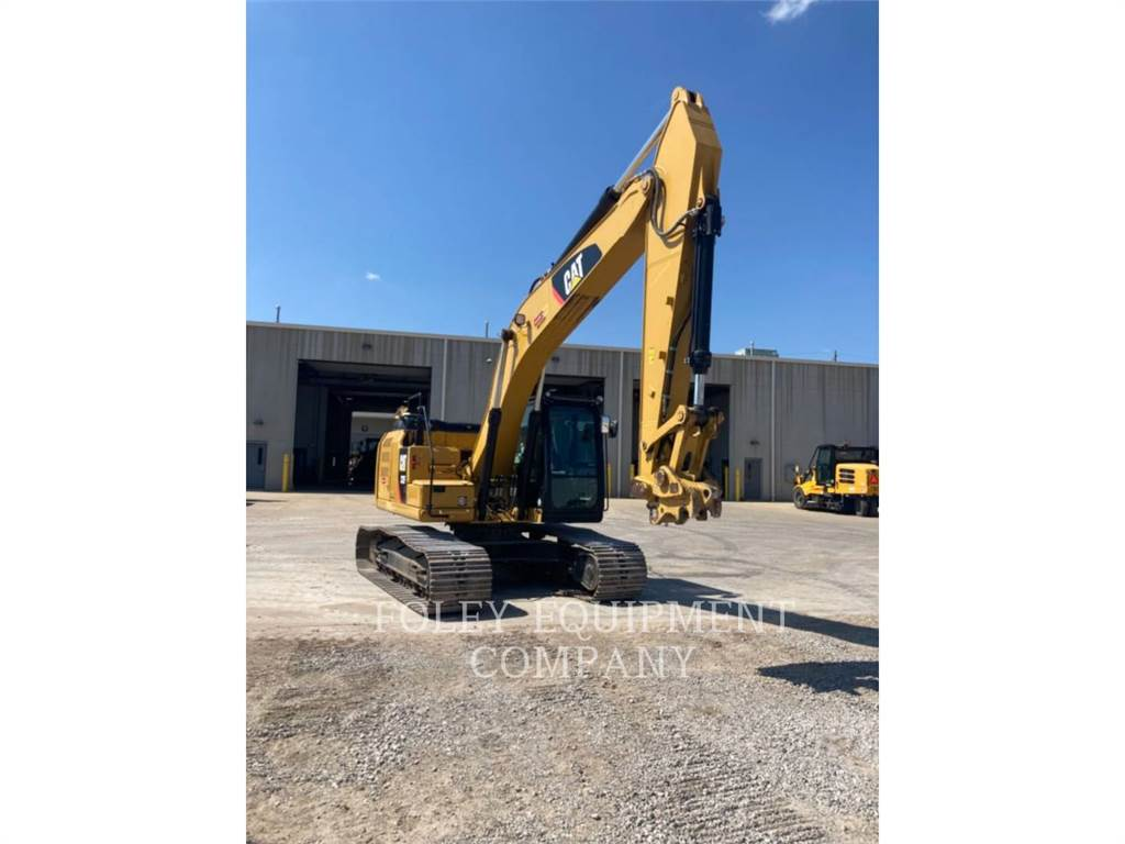 Caterpillar 323FL9, Raupenbagger, Bau-Und Bergbauausrüstung