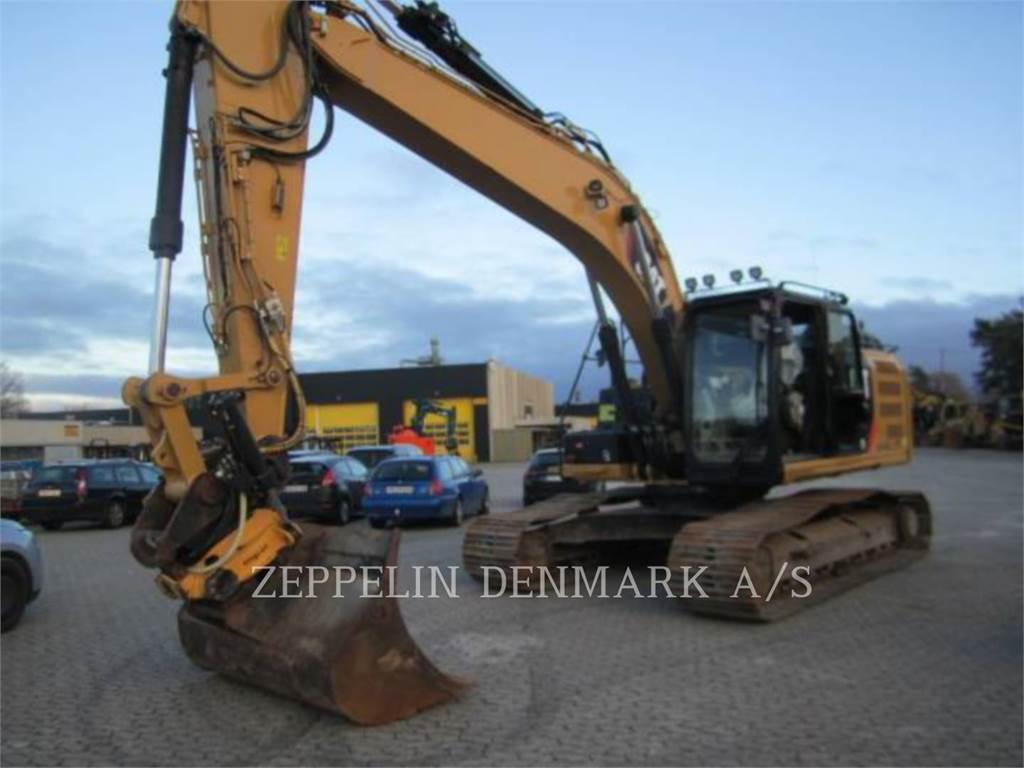 Caterpillar 324 EL - TLF00115, Excavadoras de cadenas, Construcción