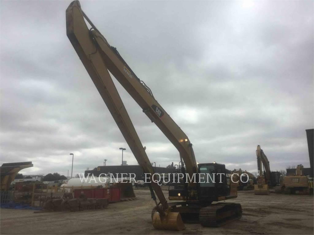 Caterpillar 324EL, Raupenbagger, Bau-Und Bergbauausrüstung