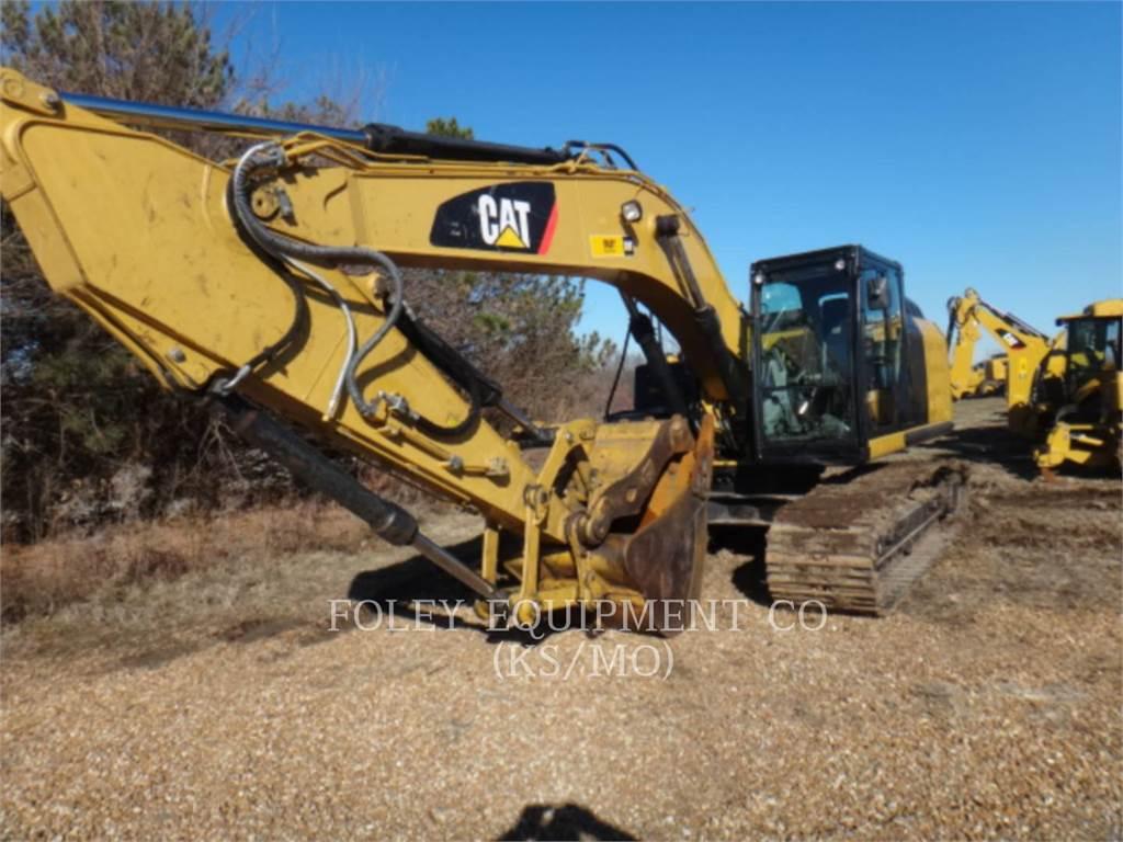 Caterpillar 324EL9, Pelle sur chenilles, Équipement De Construction