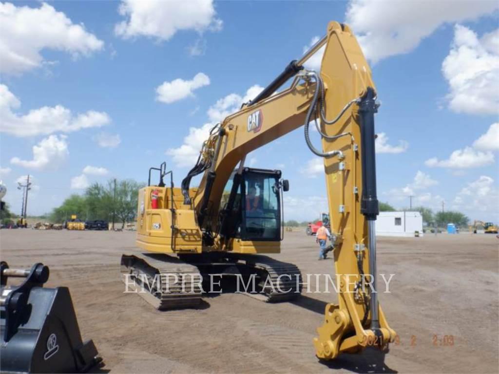 Caterpillar 325-07 P, Crawler Excavators, Construction