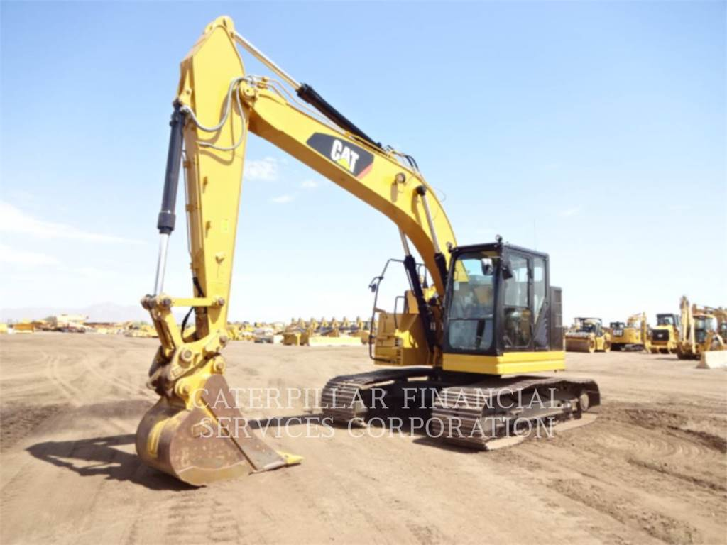 Caterpillar 325 F L CR, Crawler Excavators, Construction