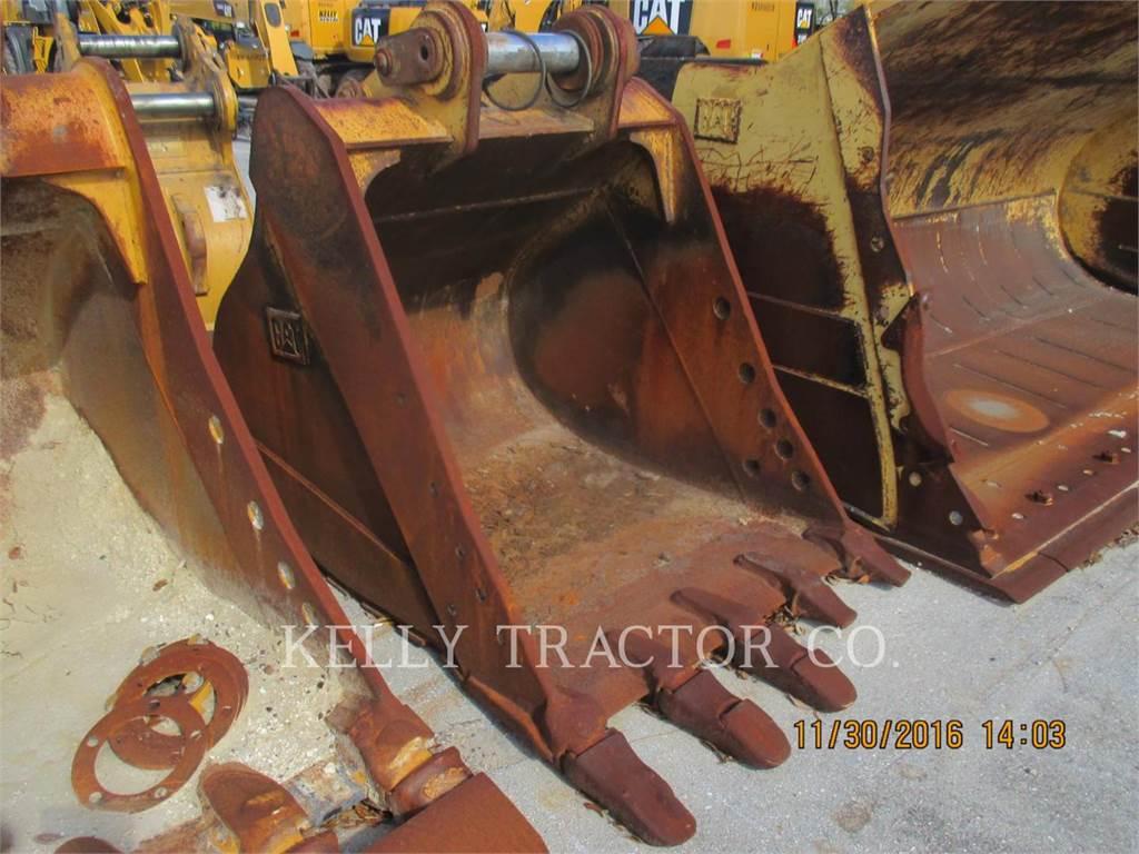 Caterpillar 325C, bucket, Construction