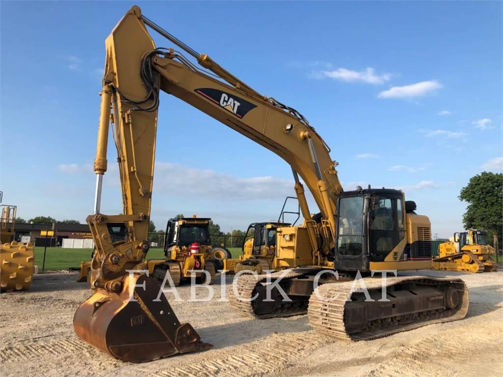 Caterpillar 325CCR, Crawler Excavators, Construction