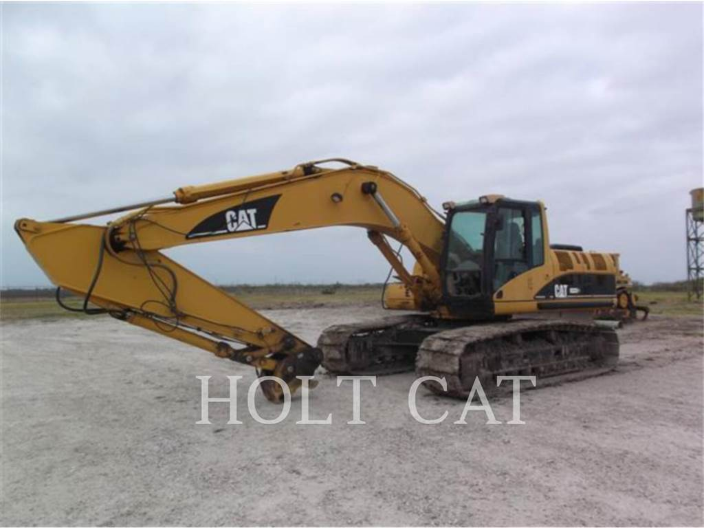 Caterpillar 325CL, Crawler Excavators, Construction