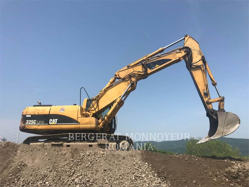 Caterpillar 325CLN, Raupenbagger, Bau-Und Bergbauausrüstung
