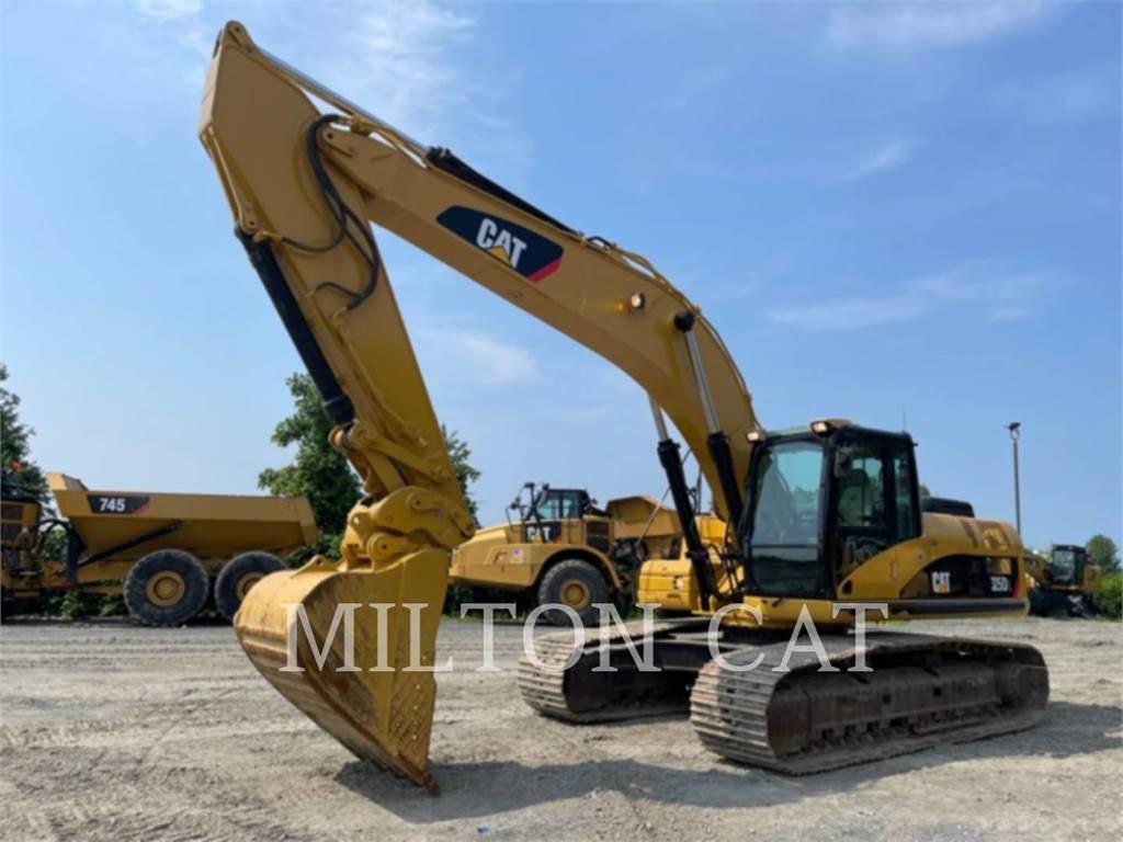 Caterpillar 325D L, Crawler Excavators, Construction
