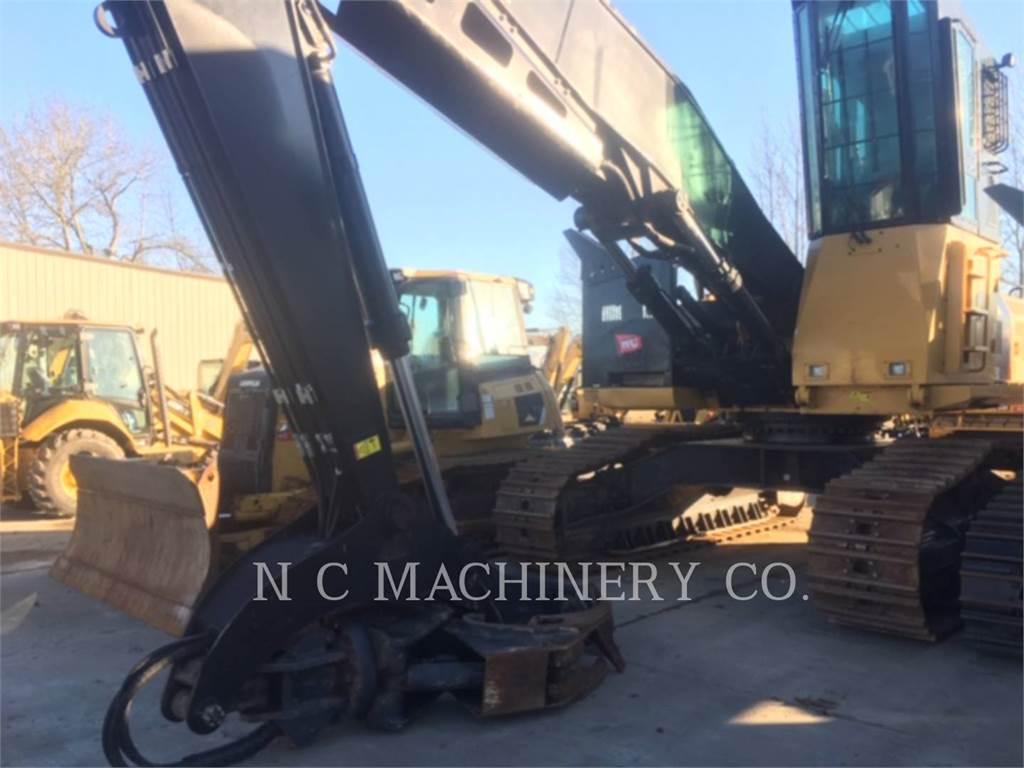 Caterpillar 325D LL, Knuckleboom loaders, Forestry Equipment
