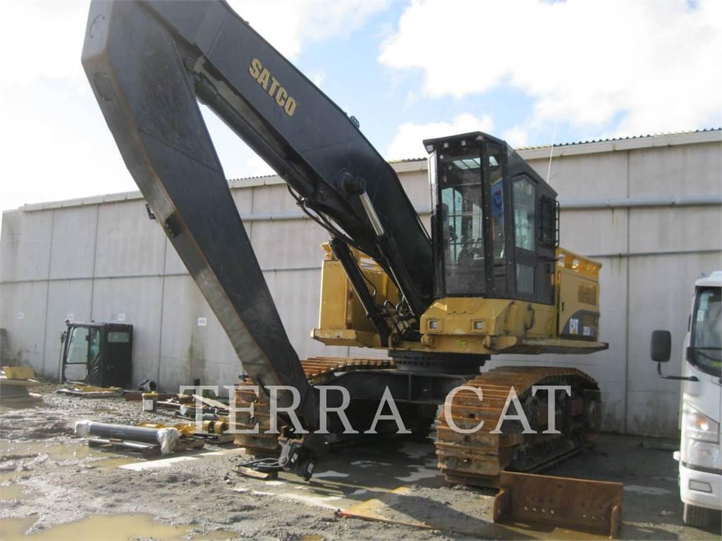 Caterpillar 325DFMGF, Escavatori cingolati, Attrezzature Da Costruzione